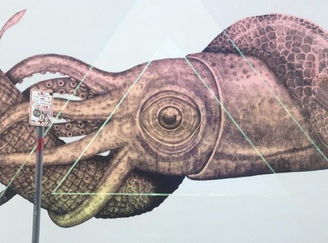 The Phantasmagorical Animals by Alexis Diaz