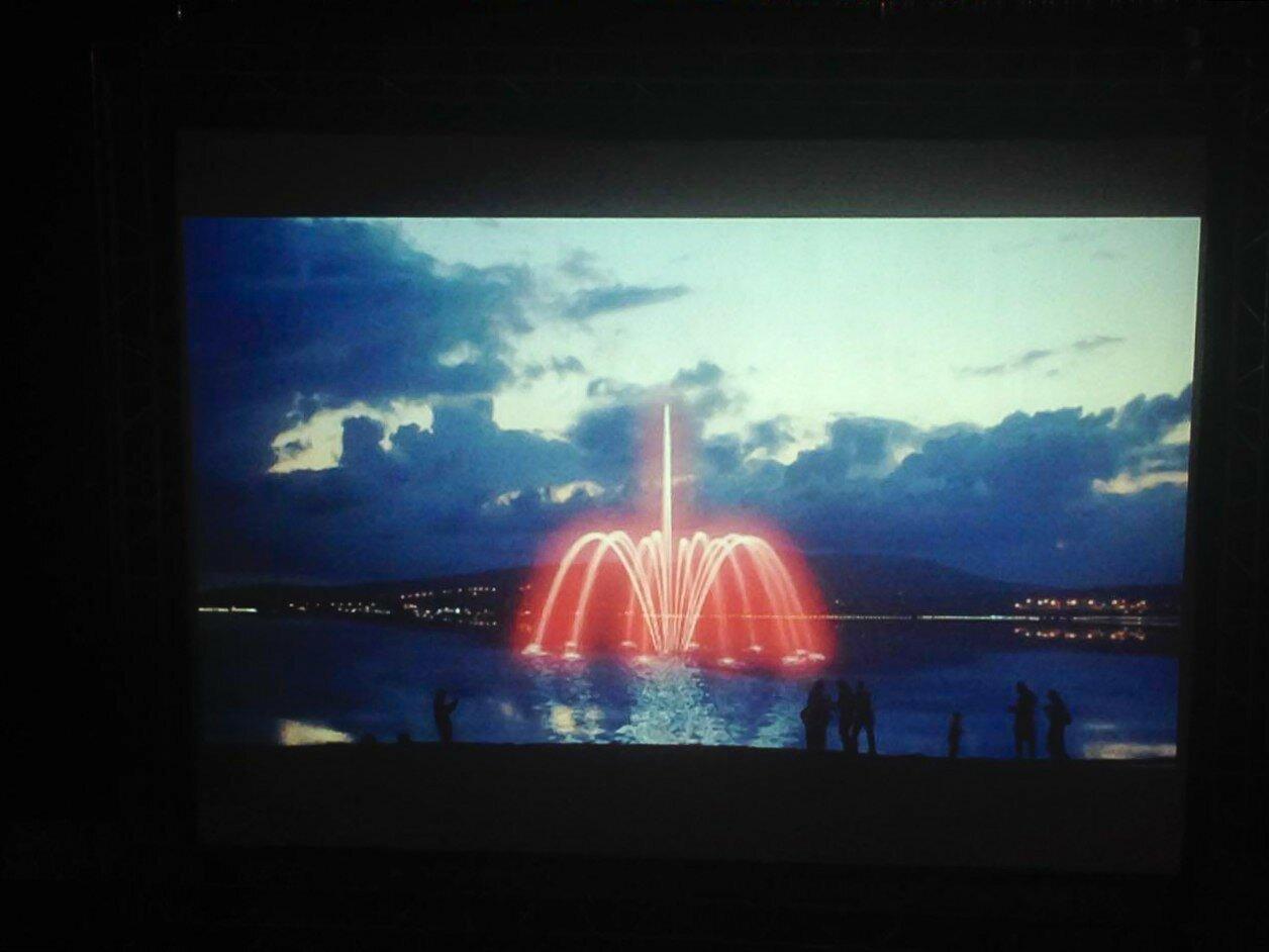 презентация фонтана фото 1