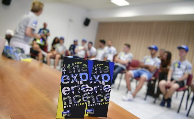 6 учеников приняли участие в программе Yamaha VR46 Master Camp