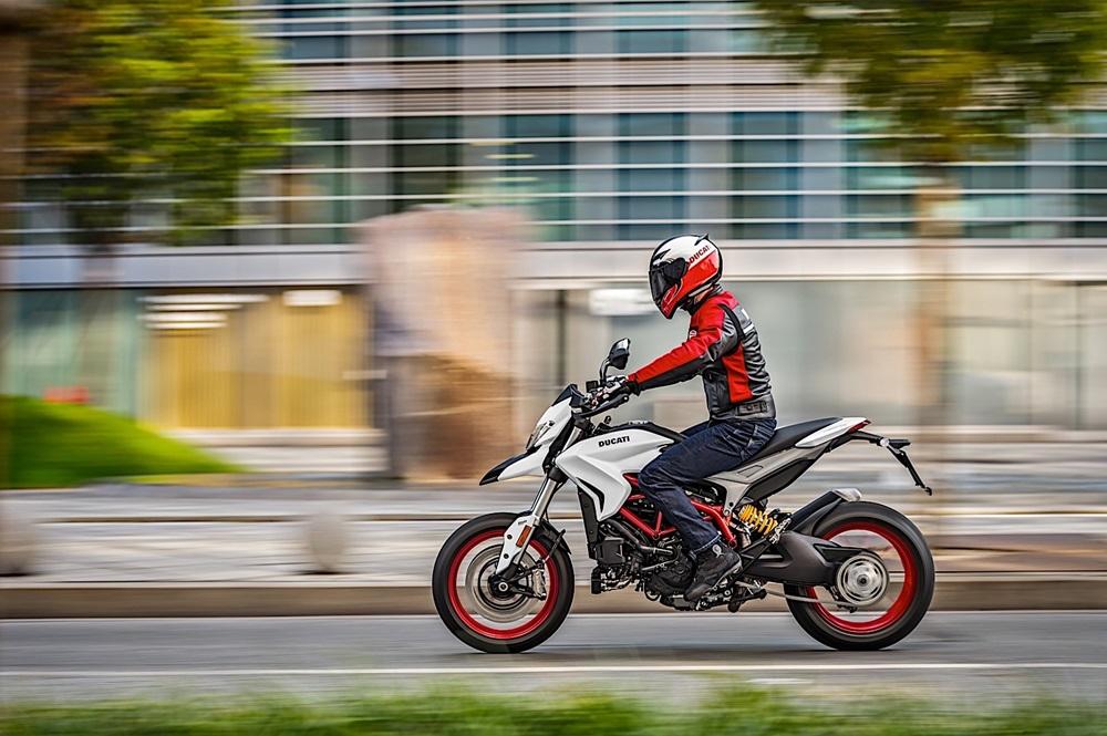 Редизайн Ducati Hypermotard 939 2018
