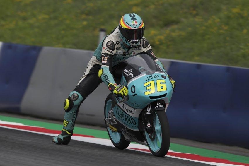 Результаты Гран При Австрии 2017 в категории Moto3