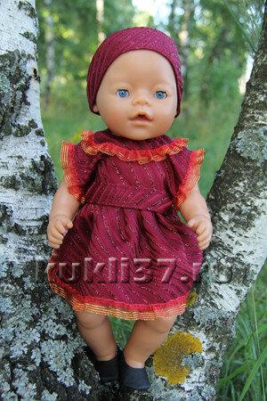 платье Baby Born