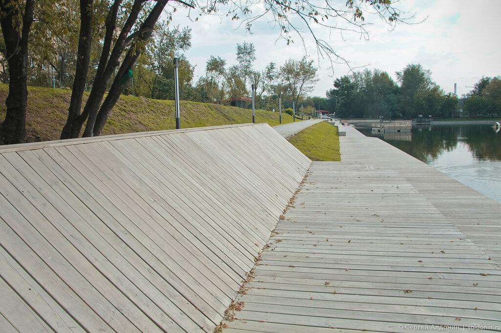 Парк Красногвардейские пруды