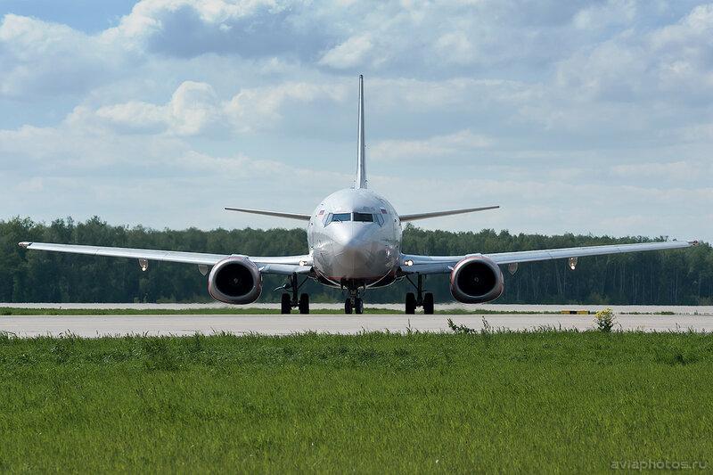 Boeing 737-5Y0 (VP-BRK) Nordavia 096_D701821