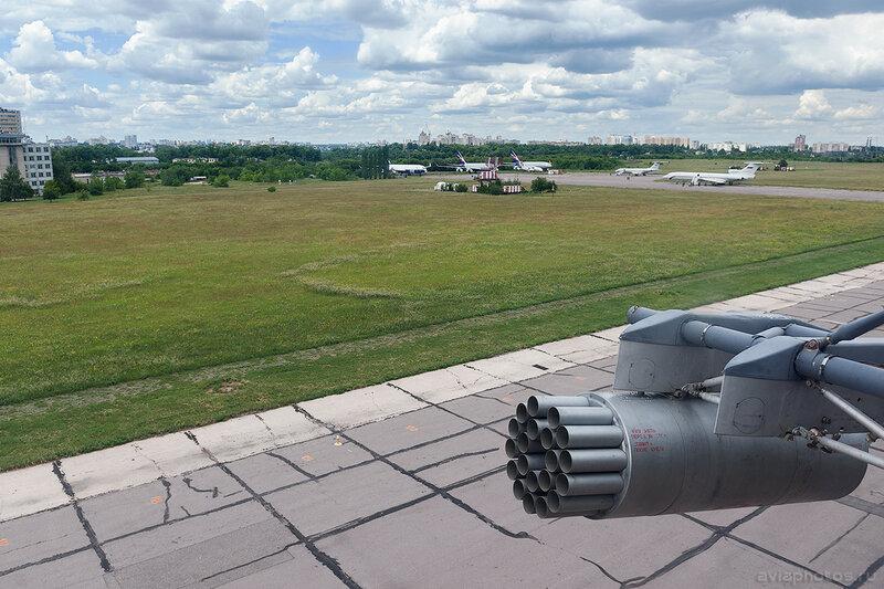 Миль Ми-8АМТШ (RF-91186 / 91 синий) ВКС России 702_D702219