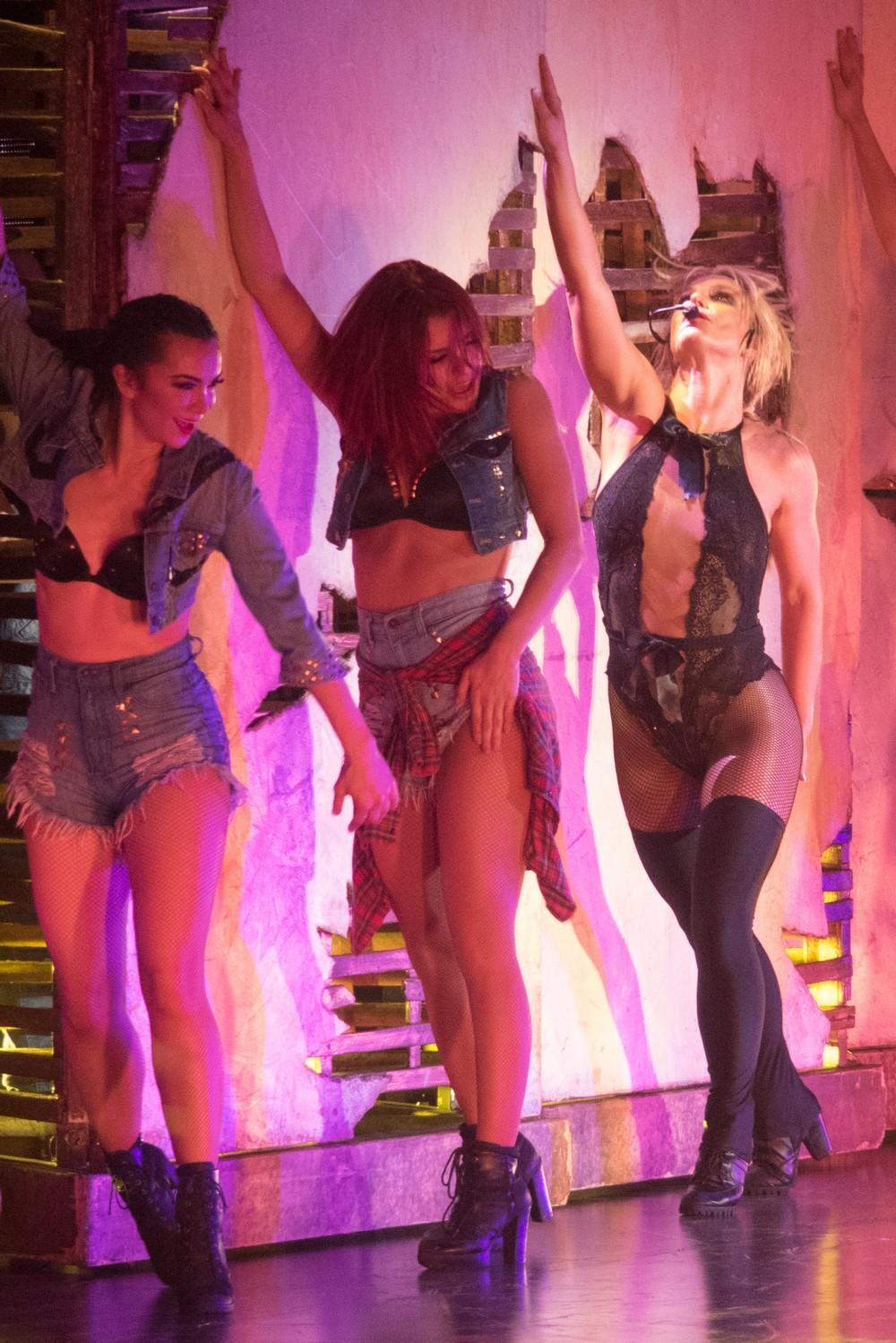 Бритни Спирс выступила в Токио