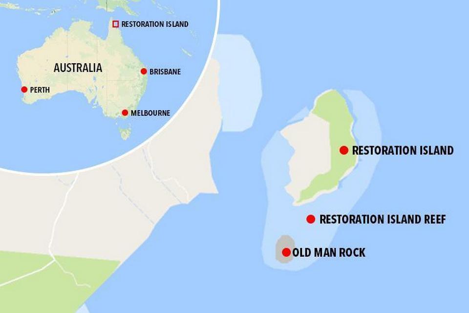 Бывший миллионер 20 лет живёт на необитаемом острове