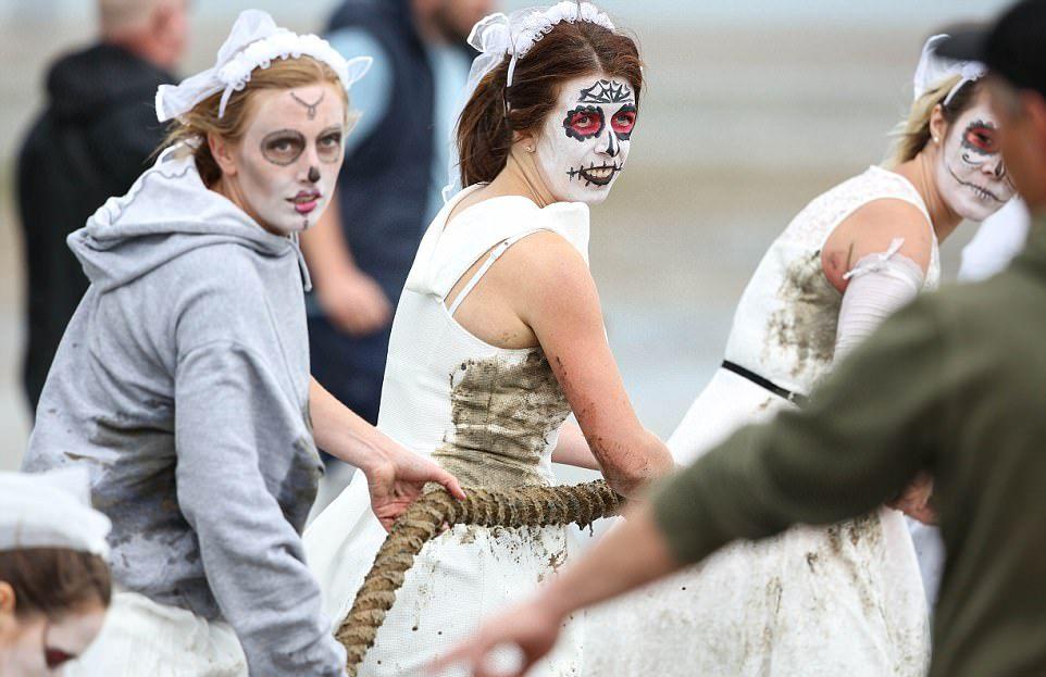 Устричный фестиваль в Уитстейбле