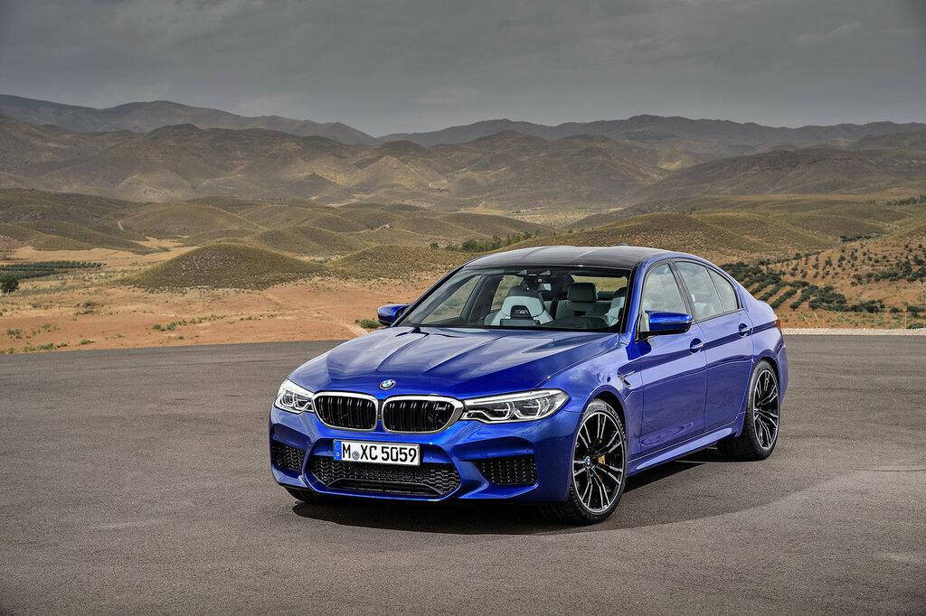 Модельный ряд BMW M5 загрузить
