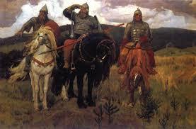 25 июня - день дружбы и единения славян. Три богатыря