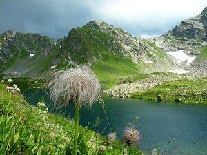Ломонос и Загеданское озеро