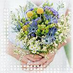Аватарки девушки с полевыми цветами