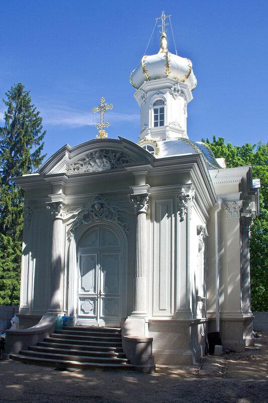 Санкт-Петербург. Церковь Троицы Живоначальной. Троицкая церковь
