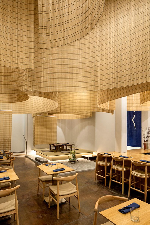 Японский ресторан в Портленде от Kengo Kuma