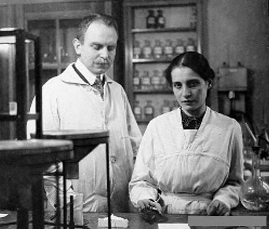 2. Лиза Мейтнер – первая в Германии женщина-физик, смогла получить ученую степень в начале 20-х годо