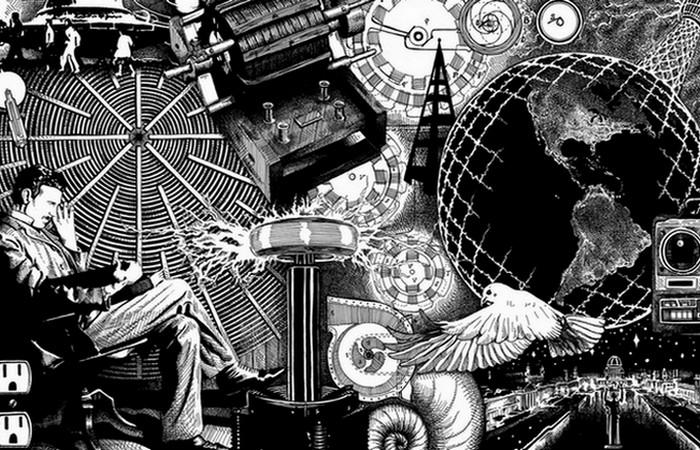 Никола Тесла предвидел изобретение рентгена и радара. В детстве у Теслы были сильные кошмары, которы