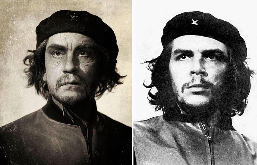 11. Сандро Миллер, Альберто Корда / Че Гевара (1960), 2014