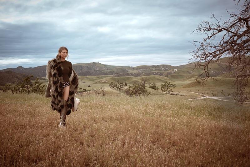 Крисси Тейген в Marie Claire US