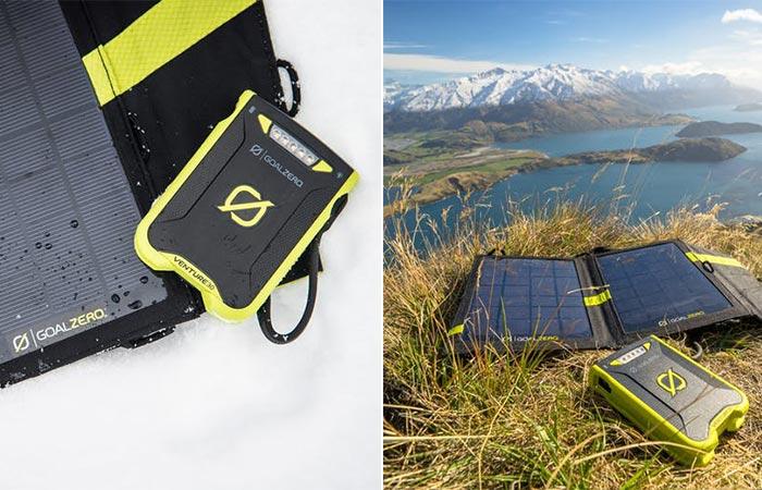 Солнечные батареи решат уйму проблем. В наш информационный век, даже отправившись в дикую природу мн