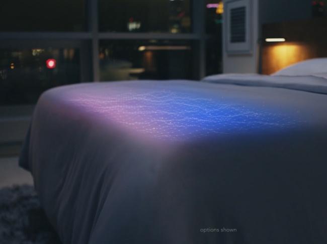 © sleepnumber  «Знает тебя. Чувствует тебя. Приспосабливается ктебе»— это все про кровать Sl