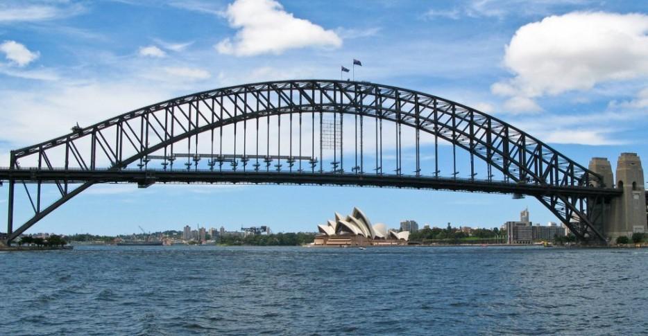 50. Подъем на Харбор-Бридж в Сиднее, Австралия