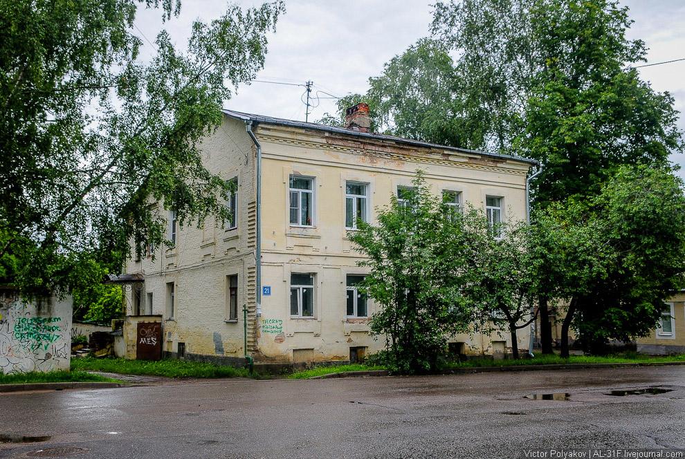 19. А мы тем временем уже во дворе Знаменского монастыря, в котором располагается музей.