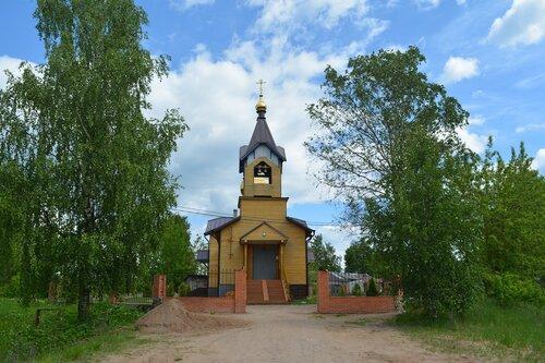Плюсса. Церковь Казанской иконы Божией Матери.