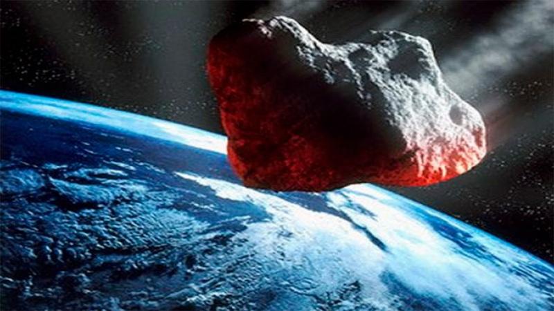 Учёные НАСА выложили всеть фото угрожающего Земле гигантского астероида