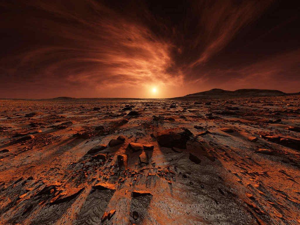 Люди могут отправиться наМарс в2030-х годах