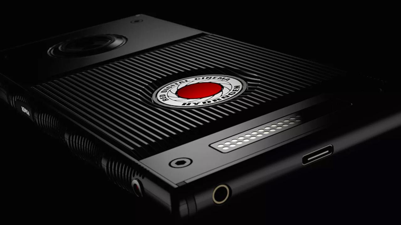 Производитель кинокамер RED анонсировал голографический смартфон