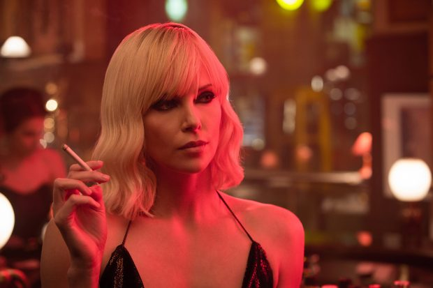 REVIEW: 'Atomic Blonde' Charlize Theron's Epic New Role (6 pics)