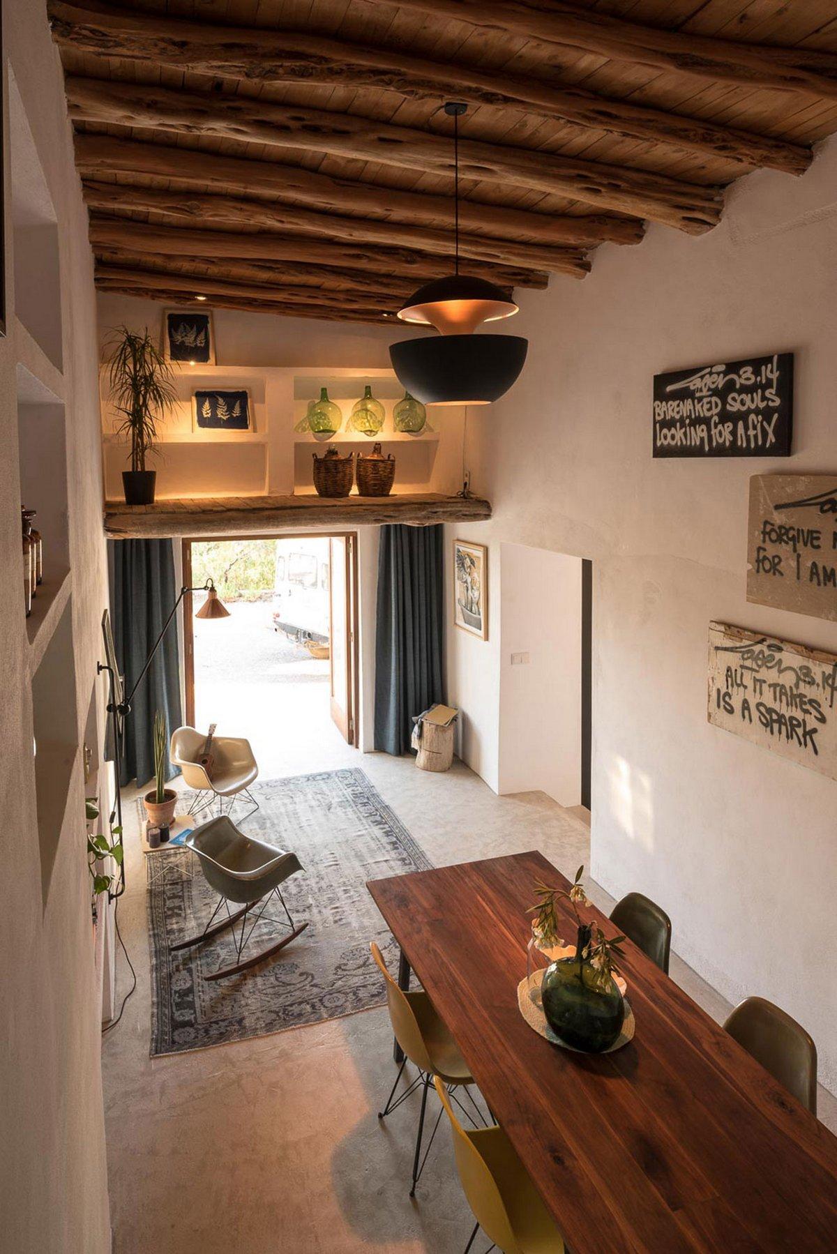 Старинный дом в Испании