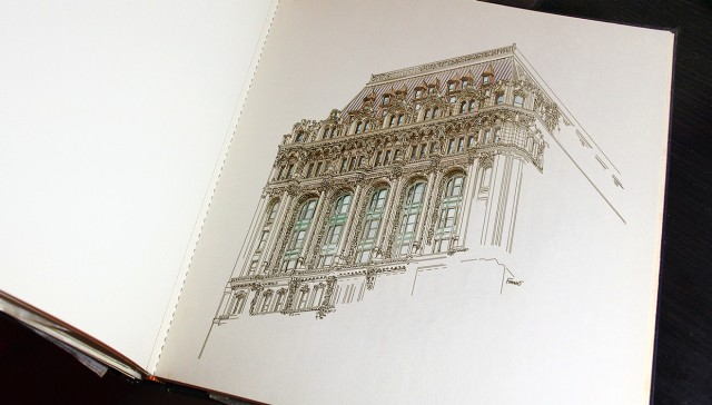 New York City Buildings Illustrations
