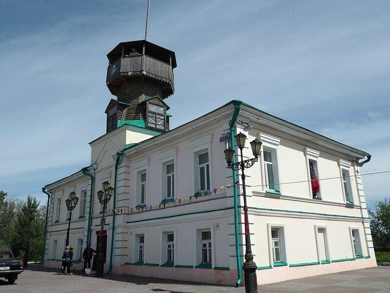 Музей истории Томска (The History Museum of Tomsk)