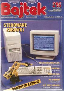 Журнал: Bajtek (на польском) - Страница 5 0_12c942_1930124c_orig