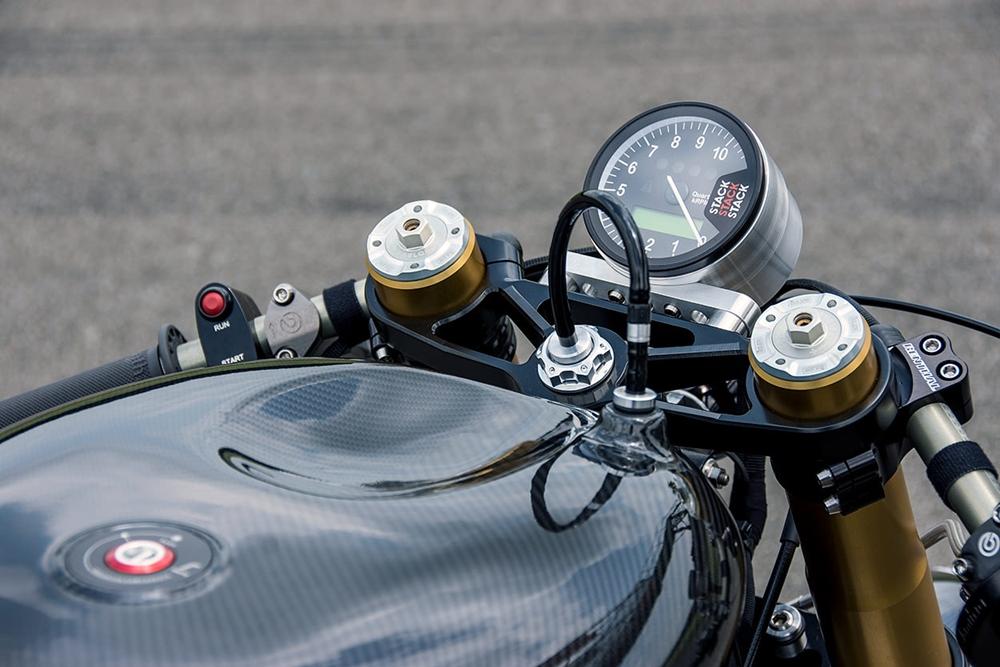 Гоночный двухтактник Yamahaprila