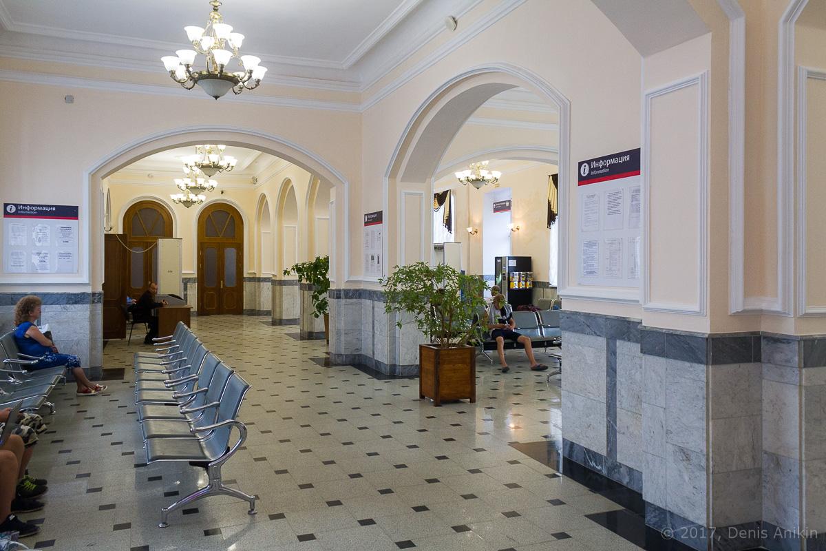 Железнодорожный вокзал Аткарск фото 12