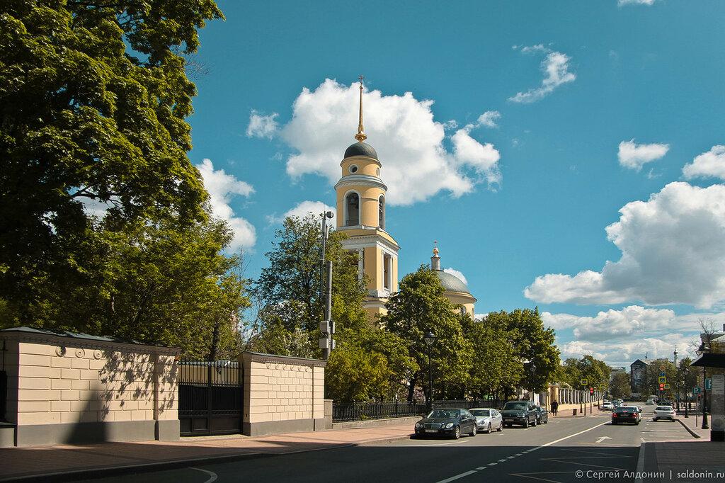 Улица Большая Никитская