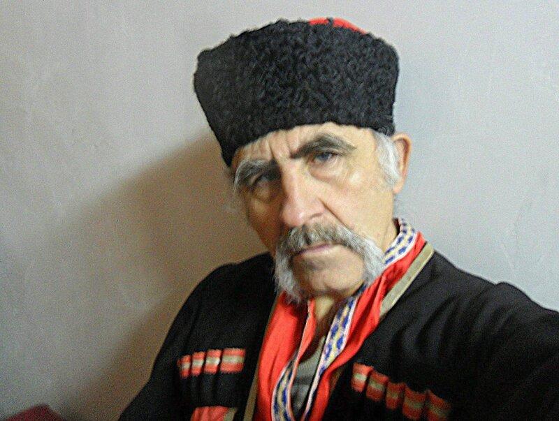 Встреча с человеком, живущим на Кубани