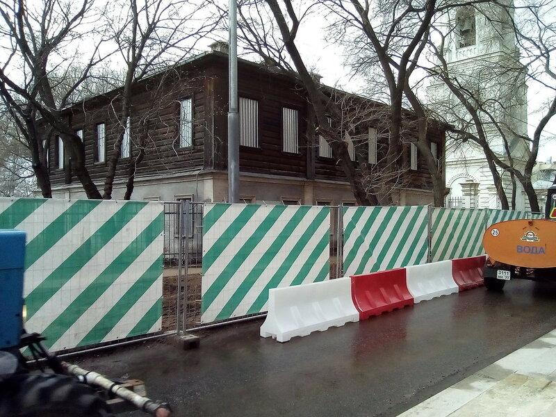 Реставрации московские