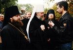 Интервью после освящения собора (27.09.1996 г.).