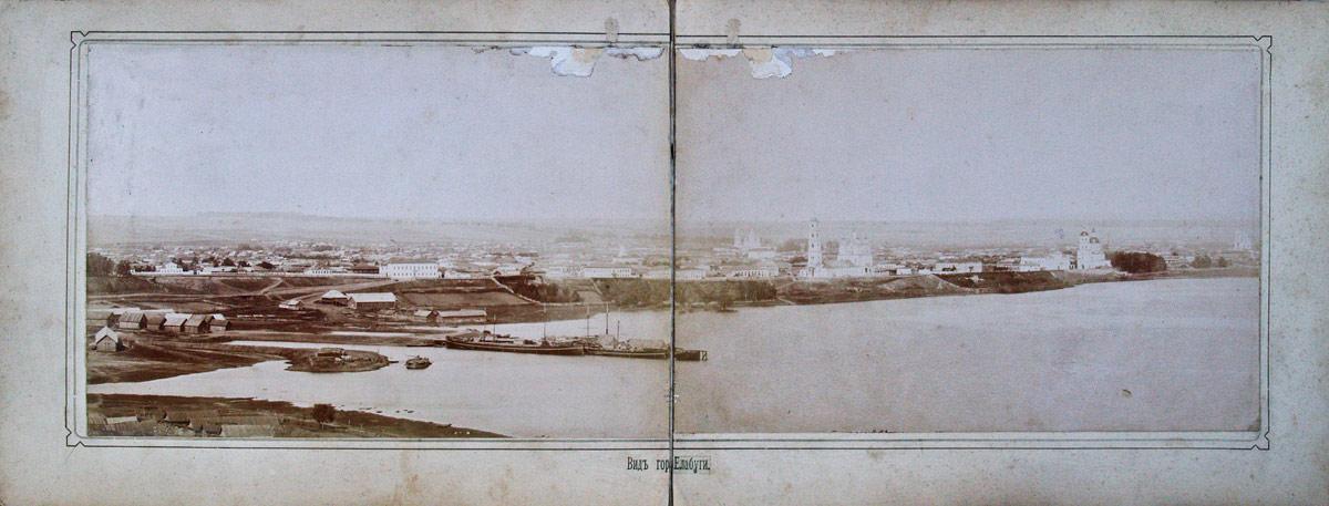 12. Вид города Елабуги