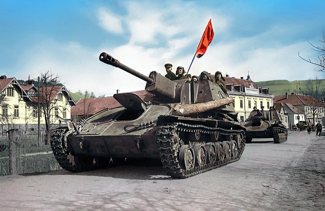 Вена. 1945