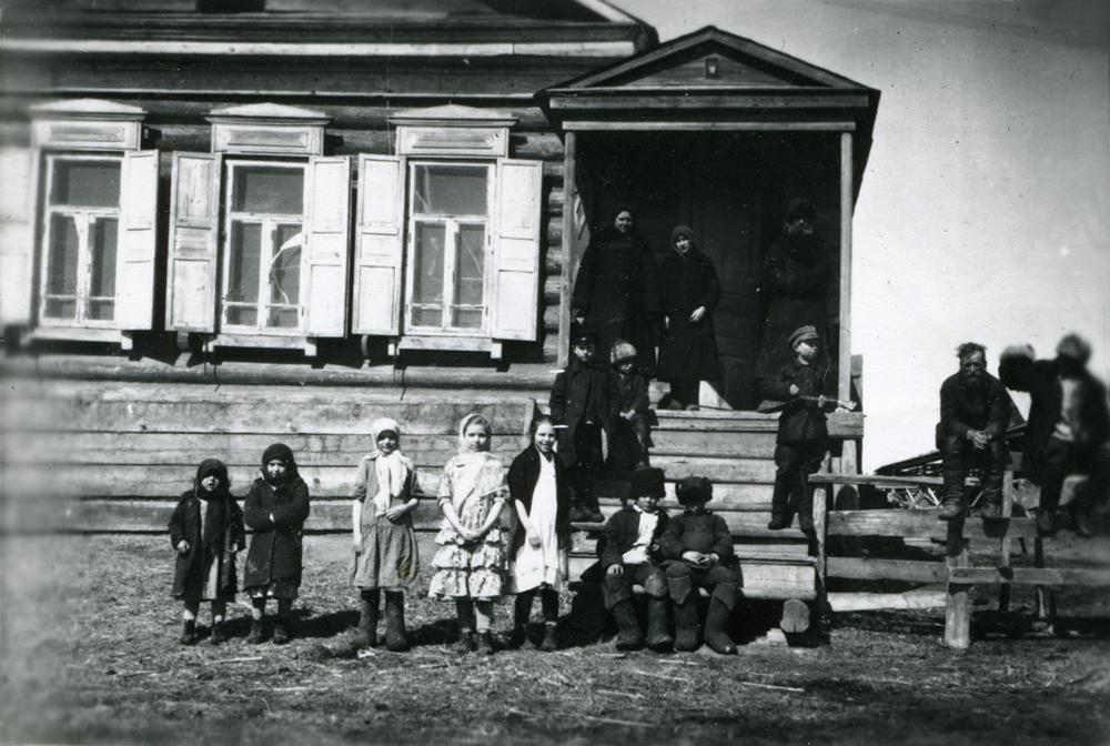 Дом Карагодина С. И. в с. Волково, Благовещенский район, Амурская область