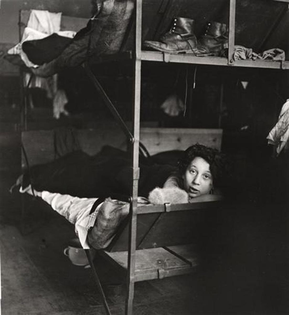 Нетти Стаб, одиннадцать лет, из Ганновера