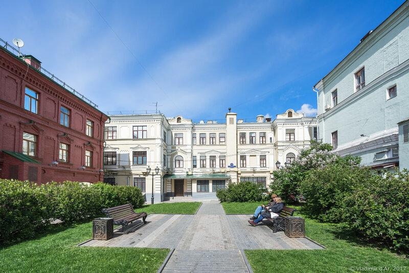 Восточные кельи Никольского монастыря