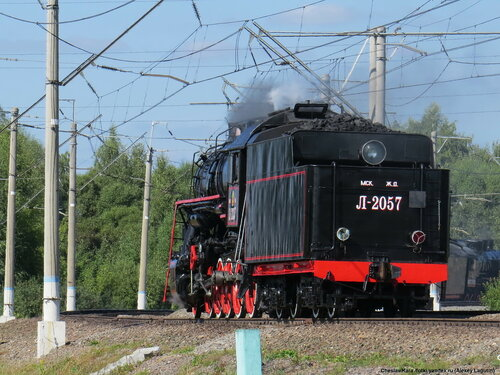 паровоз Л-2057 _370
