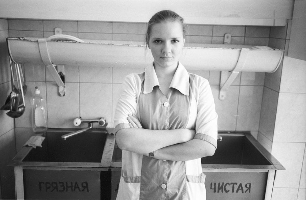 «Тихое отделение» на снимках Ивана Орлова