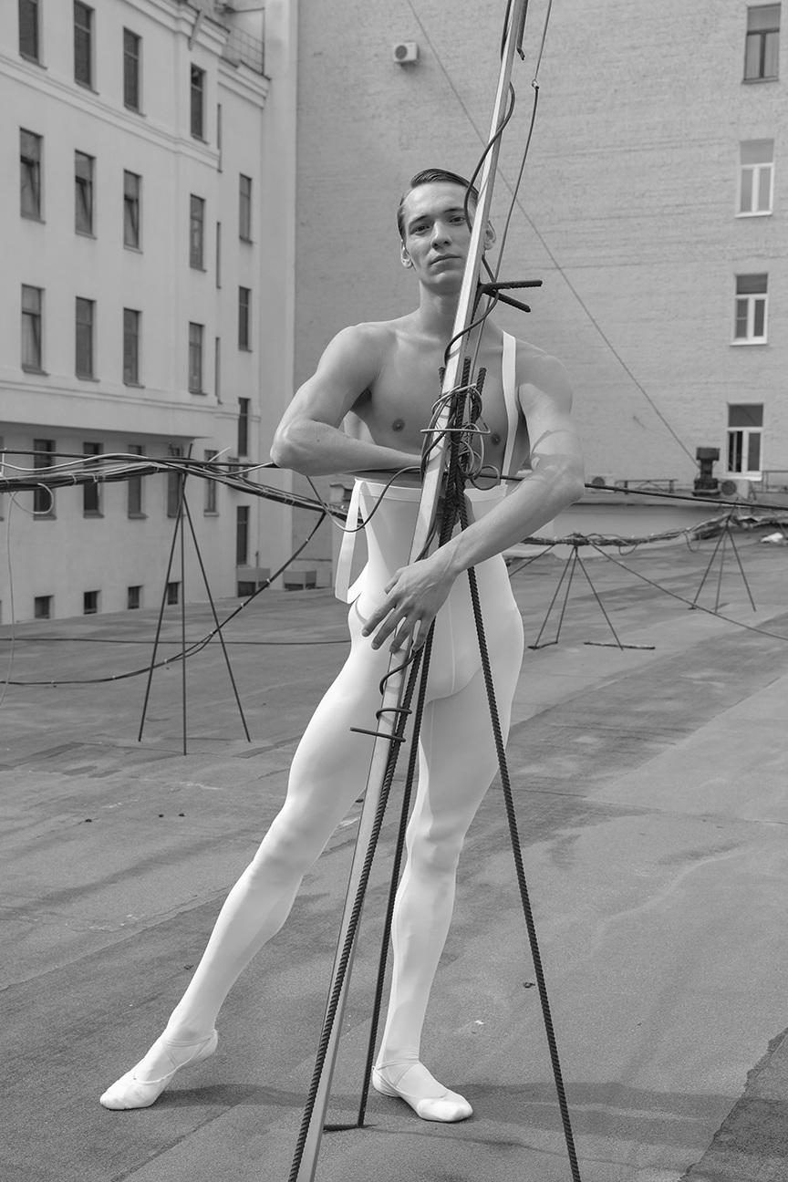 Танцоры Большого театра на снимках Куртиса Ллойда