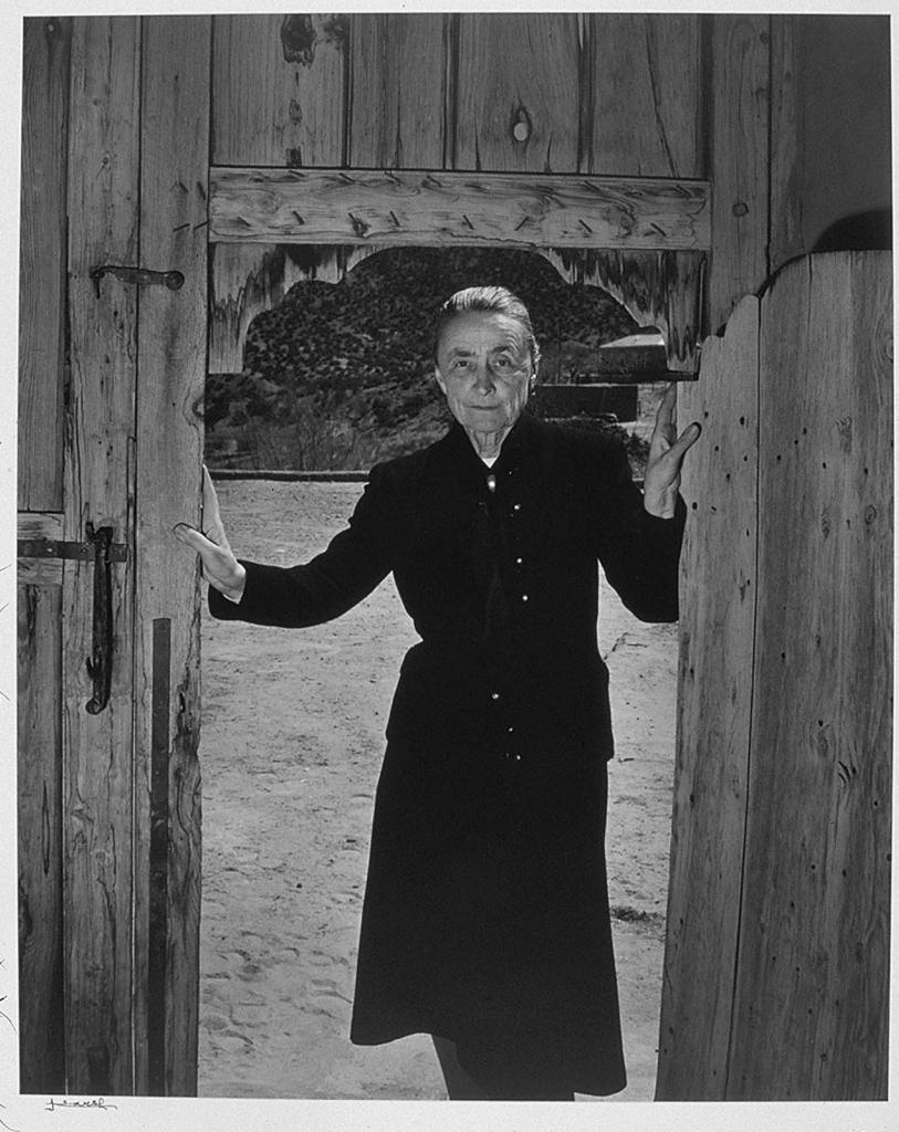 Джорджия О'Киф1956
